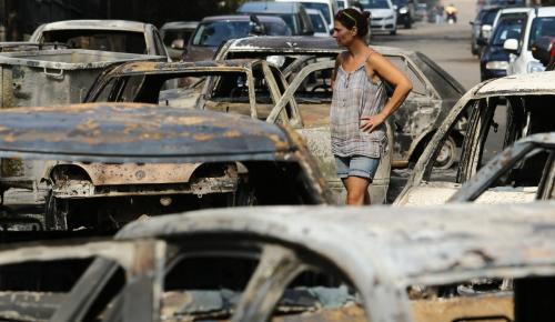 Πυρκαγιές Αττικής: Στις 3.887 οι αιτήσεις πυρόπληκτων για το επίδομα   Pagenews.gr