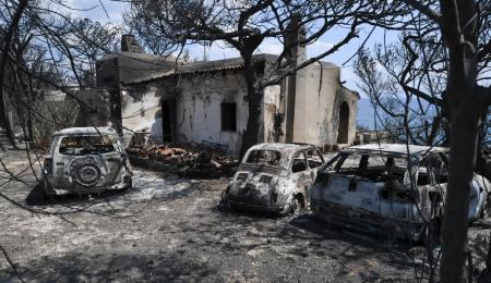 Πυρκαγιές Αττικής: Στις 3.830 οι αιτήσεις πυρόπληκτων για το επίδομα | Pagenews.gr
