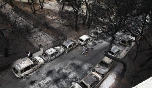 Περιφέρεια Αττικής: Καμία υπέρβαση των ορίων για τους πρωτογενείς ρύπους στο Μάτι | Pagenews.gr