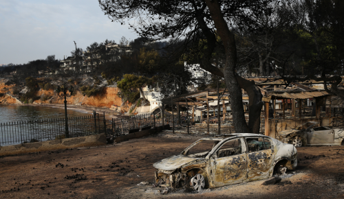 Δήμαρχος Πεντέλης: «Η κατεύθυνση της φωτιάς έδειχνε τι θα συμβεί στο Μάτι» | Pagenews.gr