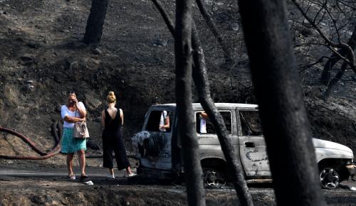 Πυρκαγιές Αττικής: Στους 95 οι νεκροί   Pagenews.gr