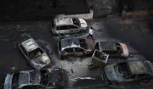 Φωτιά Μάτι: Τα λάθη και οι παραλείψεις της πυροσβεστικής | Pagenews.gr
