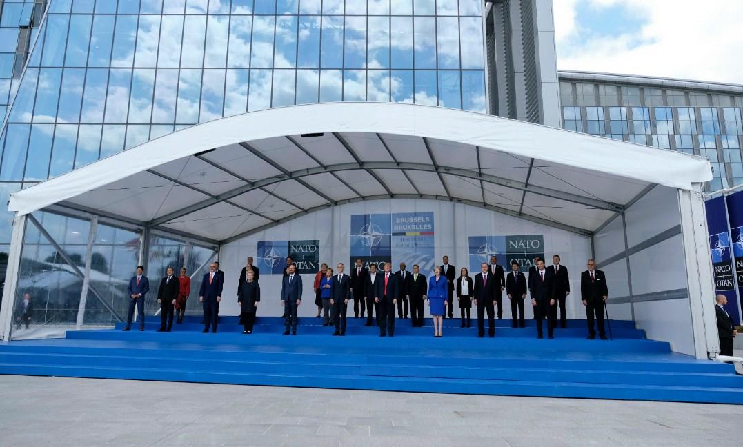 ΝΑΤΟ: 'Ενταξη της ΠΓΔΜ όταν επικυρωθεί η συμφωνία – «Βράχος» ο Στόλτενμπεργκ   Pagenews.gr