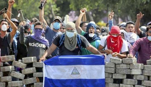 Νικαράγουα: Οι κάτοικοι αναζητούν άσυλο στην Κόστα Ρίκα | Pagenews.gr