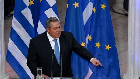 Καμμένος μετά τις δηλώσεις Ζάεφ: Έληξε κάθε συζήτηση για τη Συμφωνία των Πρεσπών | Pagenews.gr