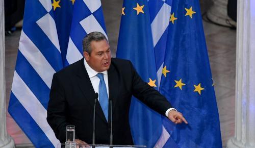 Καμμένος για την έξοδο από τα Μνημόνια: Βγάζουμε την Ελλάδα από τη λαίλαπα με πολλά θύματα αλλά όρθια | Pagenews.gr