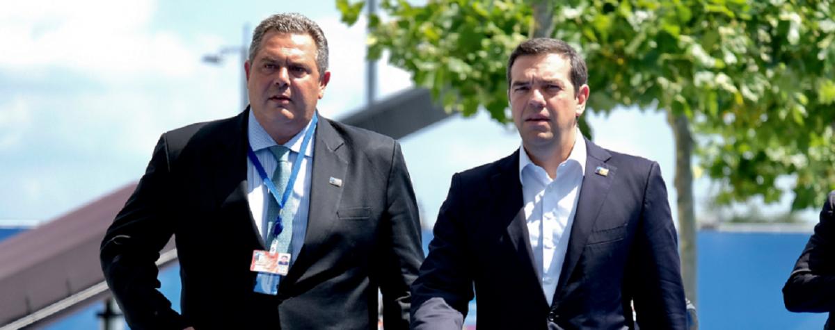 Χρησμός Καμμένου: «Όσο δεν έρχεται το Σκοπιανό στη Βουλή μην περιμένετε εκλογές» | Pagenews.gr