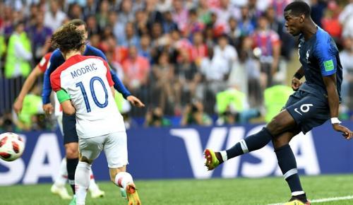 Βήμα κούπας για τη Γαλλία, 3-1 απ' τον Πογκμπά (vid) | Pagenews.gr