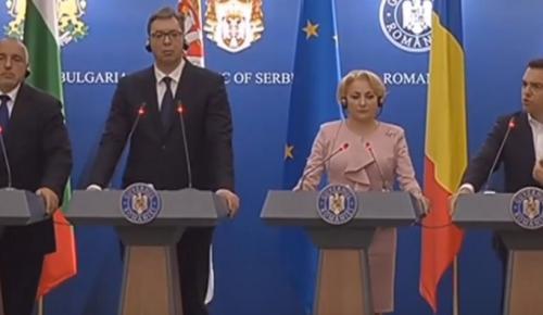 Τετραμερής Σύνοδος Ελλάδας-Βουλγαρίας-Σερβίας-Ρουμανίας το απόγευμα στη Θεσσαλονίκη   Pagenews.gr