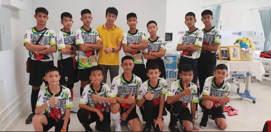 Ταϊλάνδη: Τα 12 παιδιά περιγράφουν τις στιγμές που έζησαν στο σπήλαιο (pics) | Pagenews.gr