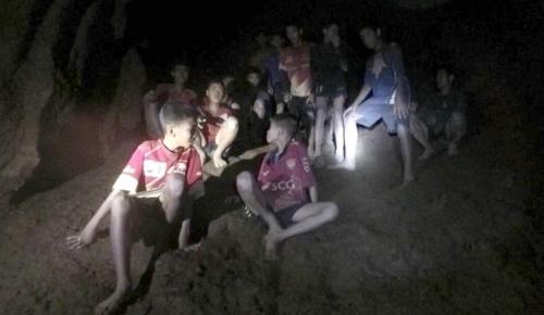 Ταϊλάνδη διάσωση: Δείτε live εικόνα από το σημείο της επιχείρησης | Pagenews.gr