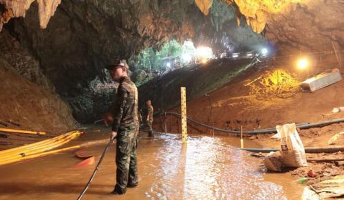 Ταϊλάνδη διάσωση: Γιατί καθυστερεί η επιχείρηση απεγκλωβισμού των 9 (LIVE) | Pagenews.gr
