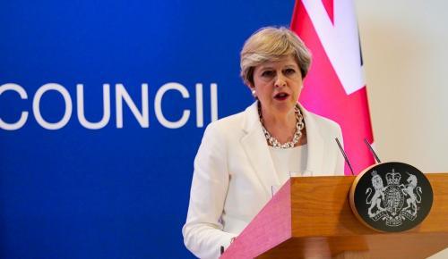 Βρετανία: Παρουσιάστηκε το αμφισβητούμενο σχέδιο της χώρας για τη σχέση με την ΕΕ | Pagenews.gr