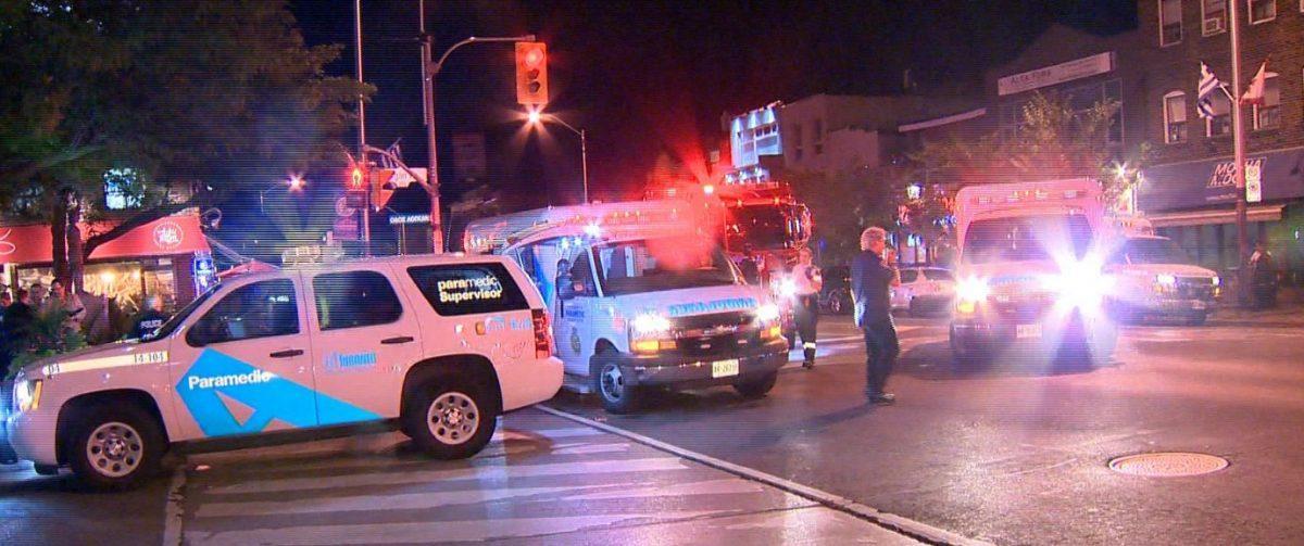 Τορόντο: Σε ελληνικό εστιατόριο η επίθεση – Τι λέει Ελληνίδα αυτόπτης μάρτυρας (vid) | Pagenews.gr
