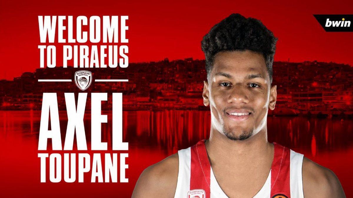 Ολυμπιακός: Ανακοίνωσε Τουπάν | Pagenews.gr