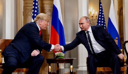 Τραμπ: Ανυπομονεί για μια δεύτερη συνάντηση με τον Πούτιν | Pagenews.gr