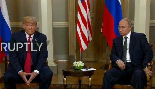 Live η συνάντηση Τραμπ-Πούτιν – Βαρύ το κλίμα στο Ελσίνκι | Pagenews.gr