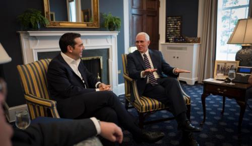 Σκοπιανό: Παρέμβαση των ΗΠΑ- Τηλεφωνική επικοινωνία με Τσίπρα και Ζάεφ | Pagenews.gr