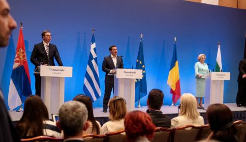 Τσίπρας: Βαλκάνια χωρίς εθνικισμούς αλλά με συνανάπτυξη και συνεργασία (vid) | Pagenews.gr