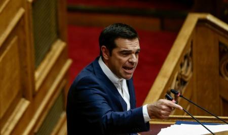 Αλέξης Τσίπρας: Στη Βουλή για την καταβολή των αναδρομικών | Pagenews.gr