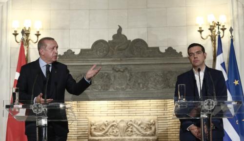 Ερντογάν: «Όλα όσα είπα με τον Τσίπρα για τους 2 Έλληνες και τους 8 Τούρκους» | Pagenews.gr