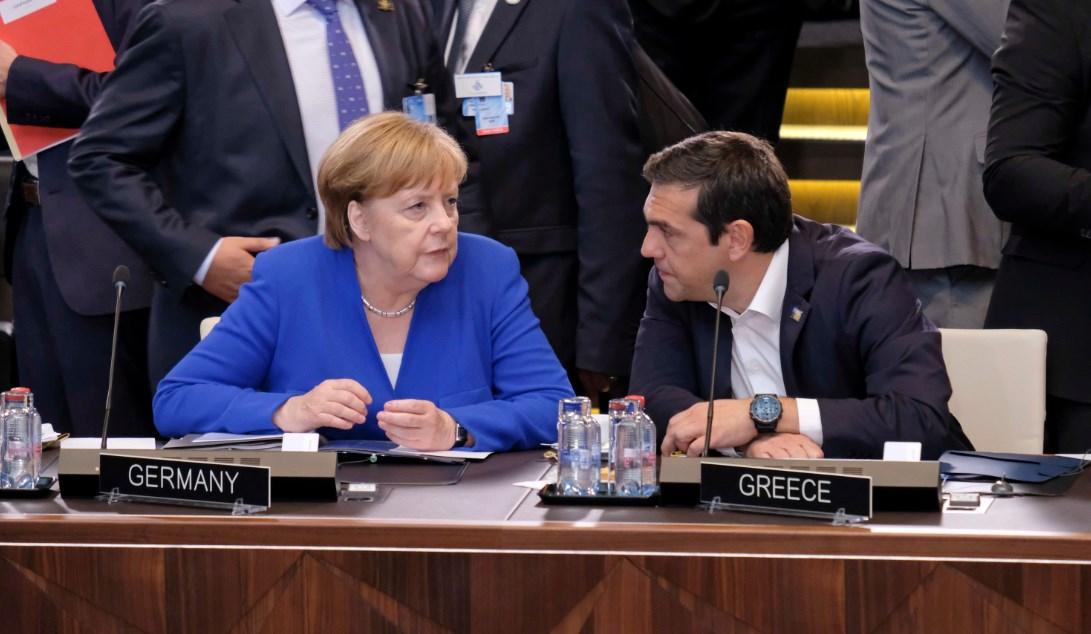 Τσίπρας: Ζήτησε την παρέμβαση της Μέρκελ για τους Έλληνες στρατιωτικούς   Pagenews.gr