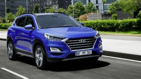 Το ανανεωμένο Hyundai Tucson θα φέρει τον 48V ήπιο υβριδικό κινητήρα | Pagenews.gr
