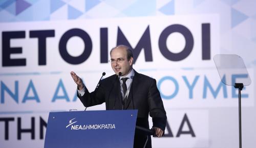 Χατζηδάκης: Πανηγυρίζουν ενώ έχουν δεσμευτεί με σκληρά μέτρα για χρόνια | Pagenews.gr