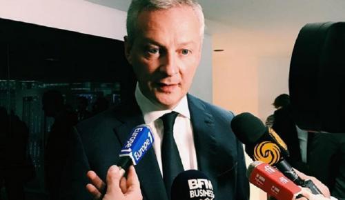 Στην Αθήνα τη Δευτέρα ο Γάλλος υπουργός Οικονομικών | Pagenews.gr