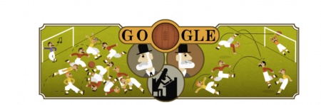 Ebenezer Cobb Morley: Το σημερινό doodle της Google   Pagenews.gr