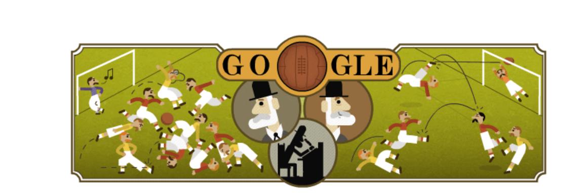 Ebenezer Cobb Morley: Το σημερινό doodle της Google | Pagenews.gr