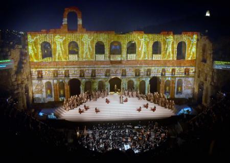 Ηρώδειο: Συναυλία αλληλεγγύης για τους πυρόπληκτους   Pagenews.gr