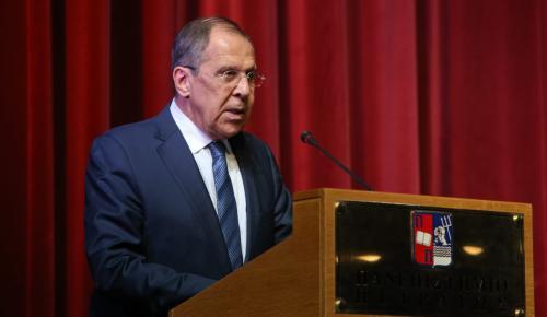Λαβρόφ: Έξαλλος θέλει να αφανίσει όλους τους αντάρτες στην Συρία | Pagenews.gr