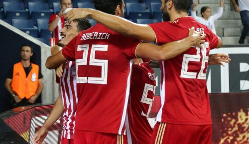 Ολυμπιακός: Γκιγέρμε και Χασάν στην λίστα για τα ματς με Μπέρνλι – Ποιοι έμειναν έξω   Pagenews.gr
