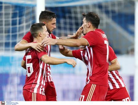 Λουκέρνη Ολυμπιακός: Πανηγυρικά στα play off με σούπερ Λάζαρο | Pagenews.gr