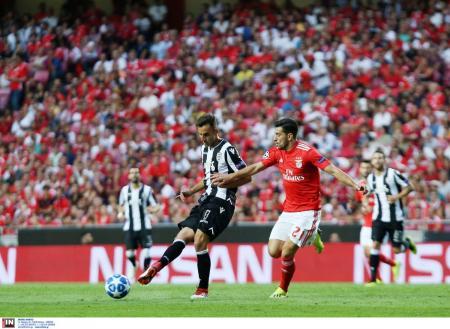 Benfica: Το τραβηγμένο πέναλτι σε βάρος του ΠΑΟΚ (vid) | Pagenews.gr