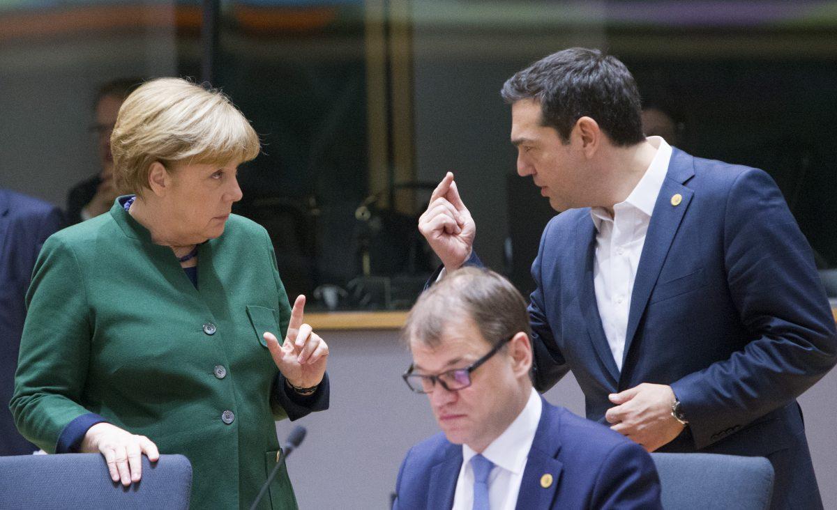 Μέρκελ: Στενή επίβλεψη τέσσερις φορές το χρόνο μετά τα μνημόνια   Pagenews.gr