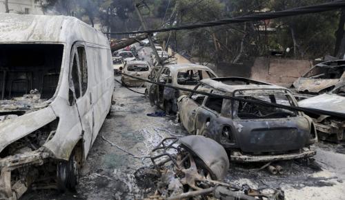 ΦΩΤΙΑ ΣΤΟ ΜΑΤΙ: Το πόρισμα για τα εγκληματικά λάθη στο Μάτι | Pagenews.gr