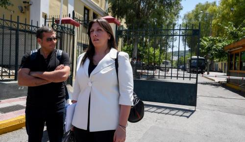 Φωτιά Μάτι: Μήνυση από τη Ζωή Κωνσταντοπούλου και άρση τηλεφωνικού απορρήτου | Pagenews.gr