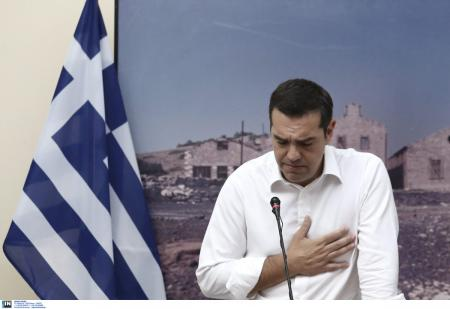 Αλέξης Τσίπρας: Ο πρωθυπουργός ανακοινώνει το νέο σχέδιο για την Πολιτική Προστασία | Pagenews.gr