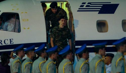 Έλληνες στρατιωτικοί: Η πρώτη φωτογραφία μετά την απελευθέρωση (pic) | Pagenews.gr