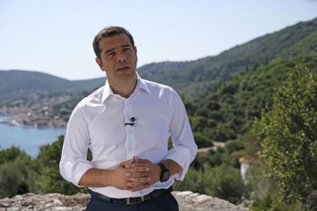 Διάγγελμα Τσίπρα: Ξεσάλωσε το Twitter με το μήνυμα του πρωθυπουργού #ΠαραμΙΘΑΚΗ | Pagenews.gr