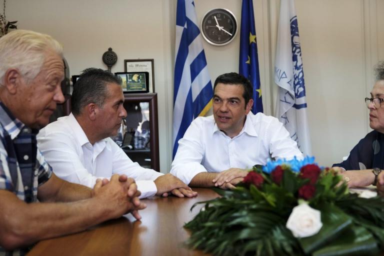 Δήμαρχος Ιθάκης: «Δεν ήταν όλοι ντόπιοι στην υποδοχή Τσίπρα» | Pagenews.gr