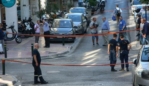 Πειραιάς: Μέσα σε σακίδιο η βόμβα που προκάλεσε την ισχυρή έκρηξη (pics)   Pagenews.gr