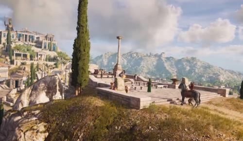 Assassin's Creed Odyssey: Με «άρωμα» αρχαίας Αθήνας (pics&vid)   Pagenews.gr