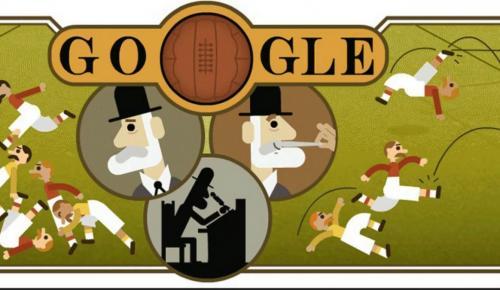 EBENEZER COBB MORLEY: Η Google τιμά με doodle τον «πατέρα» των κανόνων σύγχρονου ποδοσφαίρου (vid)   Pagenews.gr