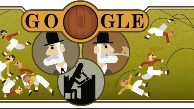 Ebenezer Cobb Morley: Αφιερωμένο στον εμπνευστή των κανόνων του ποδοσφαίρου το doodle της Google | Pagenews.gr