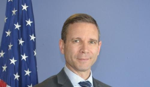 ΓΚΡΕΓΚΟΡΙ ΦΛΕΓΚΕΡ: Ο νέος πρόξενος των ΗΠΑ στη Θεσσαλονίκη | Pagenews.gr
