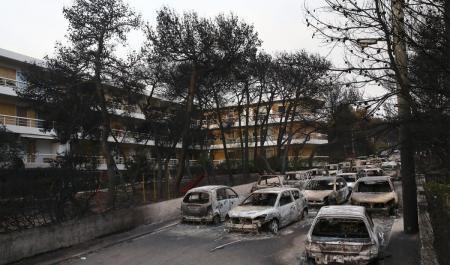 Μάτι: Καθυστερεί η εισαγγελική έρευνα για τη φονική πυρκαγιά | Pagenews.gr