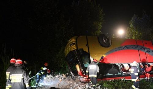 Τροχαίο δυστύχημα τουριστικού λεωφορείου στην Πολωνία – Τρεις νεκροί και 18 τραυματίες (pics) | Pagenews.gr